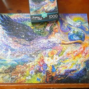 "Buffalo ""Earth Angel"" Puzzle"